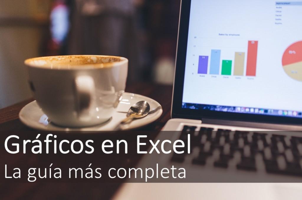 Gráficos Excel - La guía más completa para novatos y expertos